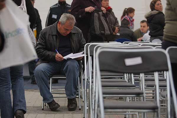 Desempleo en Chile