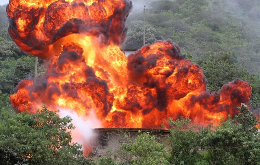 Destruyen más de 20 campamentos de la minería ilegal en región Piura