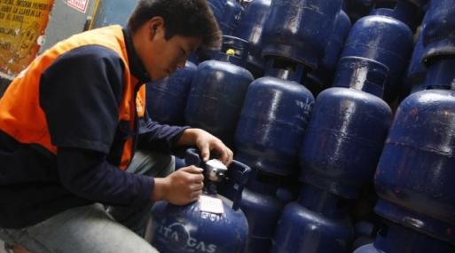 VENTA DE GAS EN DEPOSITOS,  ES RESTRINGIDA  POR EL DESABASTECIMIENTO