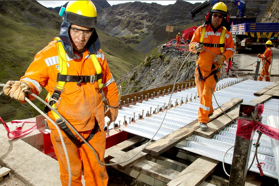 Más de 2,500 empleos directos por el Gasoducto Sur Peruano