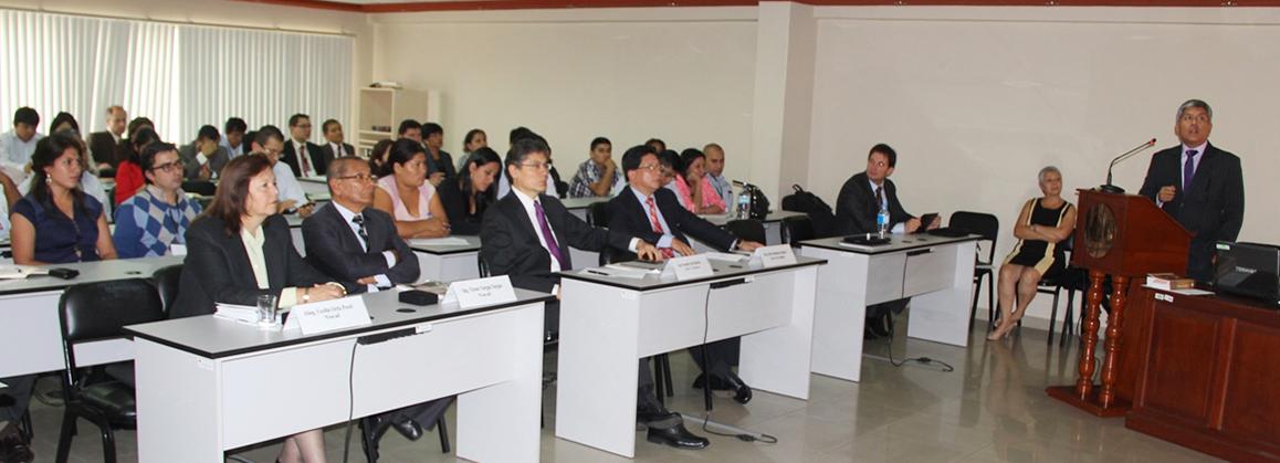 MEM organizó pasantía dirigido a Direcciones Regionales de Energía y Minas zona norte
