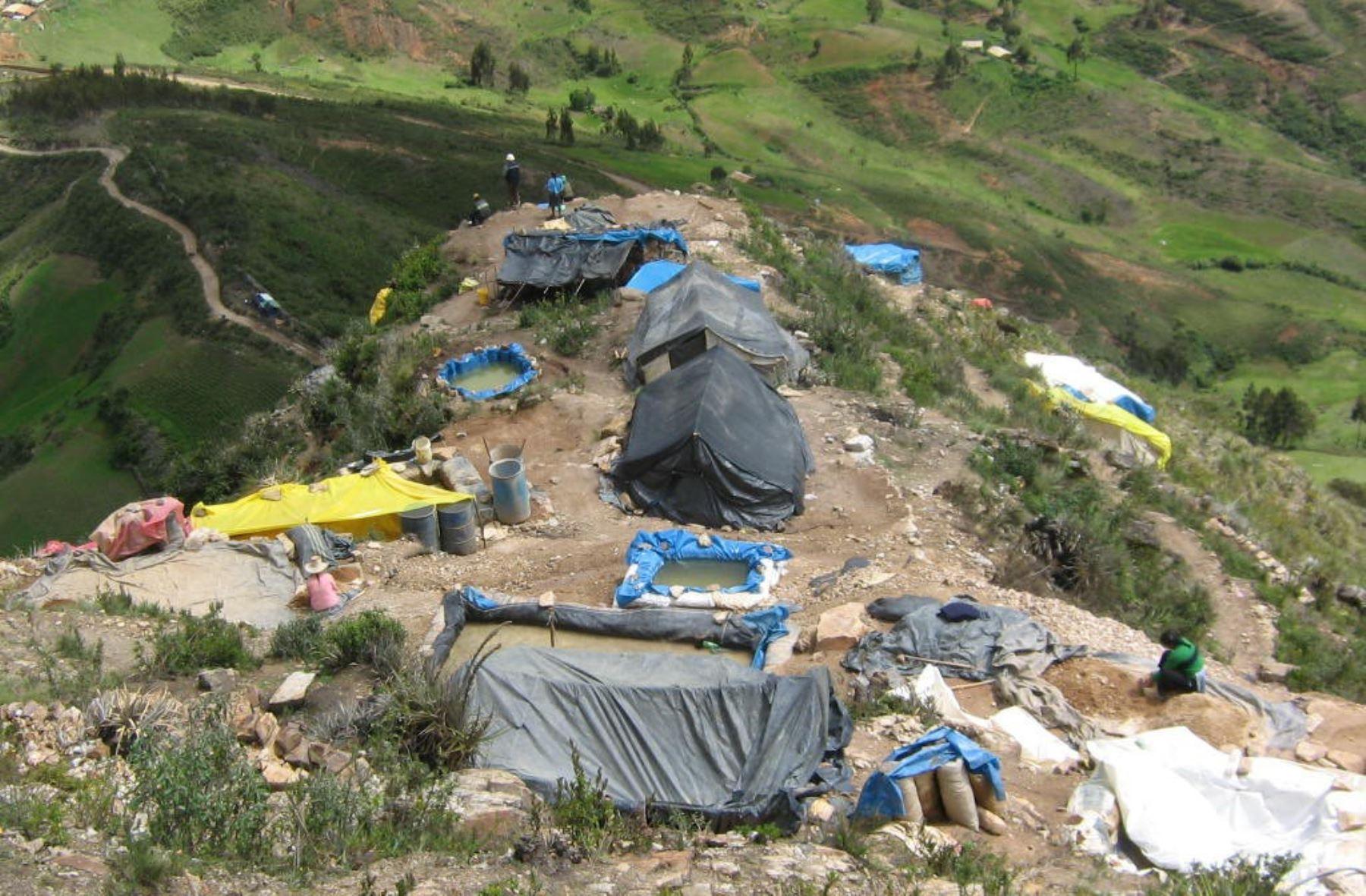 Mineria informal Cajamarca