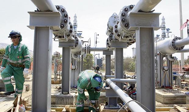Poliducto de GLP Pisco-Lima estará listo en el 2017