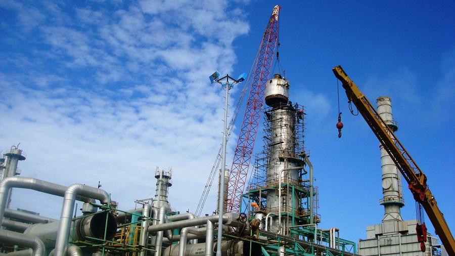 Refinería Talara culminó con éxitotrabajos de mantenimiento