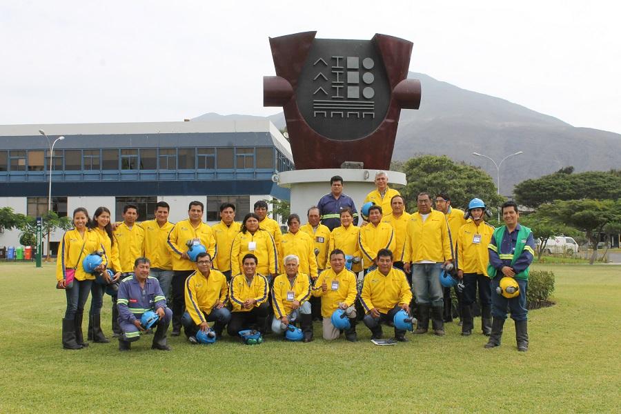 SIDERPERU promueve desarrollo y sostenibilidad de negocios de recicladores metálicos