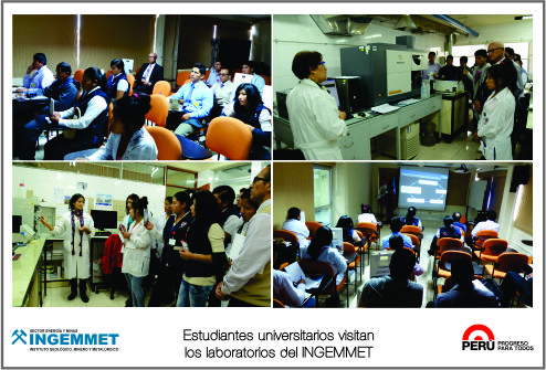 Universitarios INGEMMET