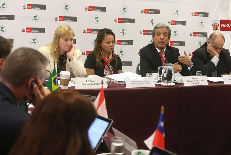 XXIII Conferencia de las Partes del Instituto Interamericano para la Investigación del Cambio Global