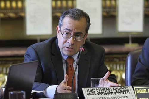 Jaime Saavedra Chanduví