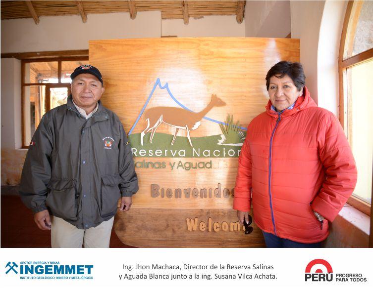 Aseguran que primer geoparque del Perú será compatible con reserva natural en Arequipa