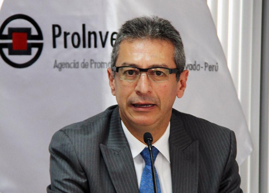 Carlos Mario Caro (Foto: ProInversión)