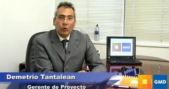 Demetrio Tantaleán del Águila