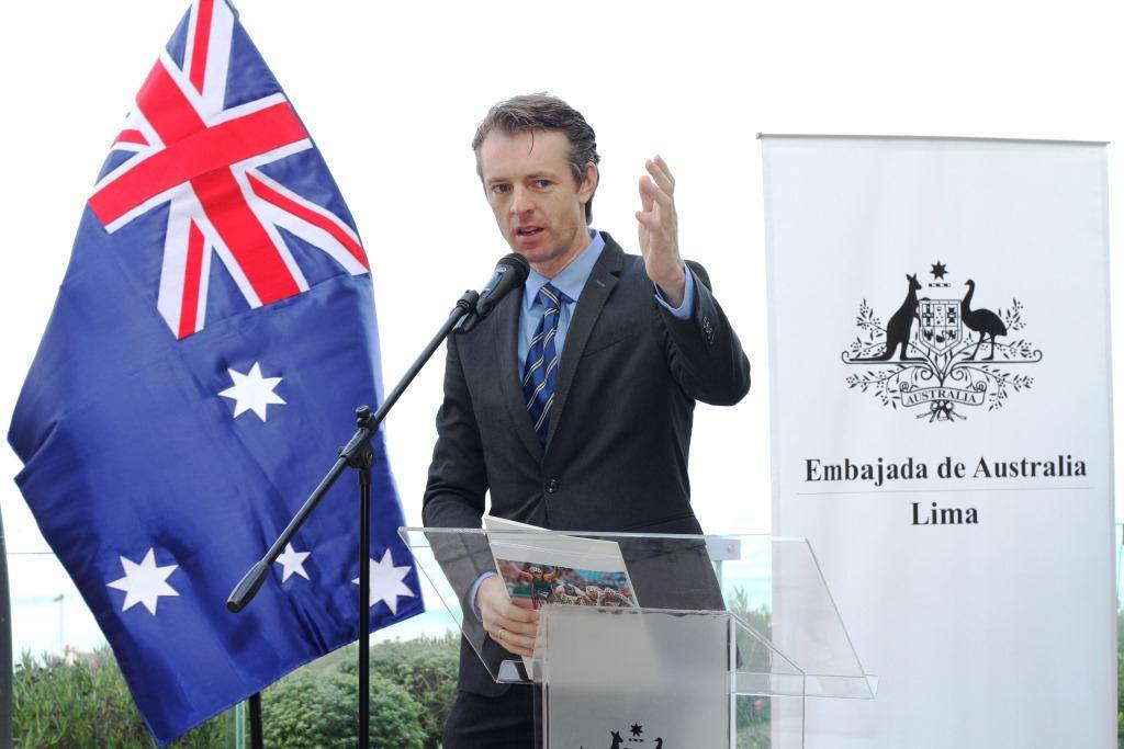 Embajada de Australia apoya el Centro de Alto Rendimiento de Surf  - 3
