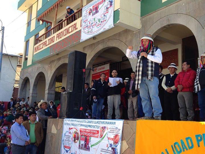 Gobierno lanza proyectos para el desarrollo de Cotabambas por más de 600 millones de soles