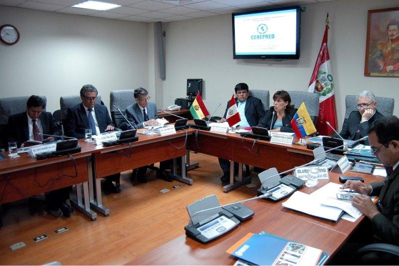 INGEMMET participó en encuentro organizado por Congreso de la República