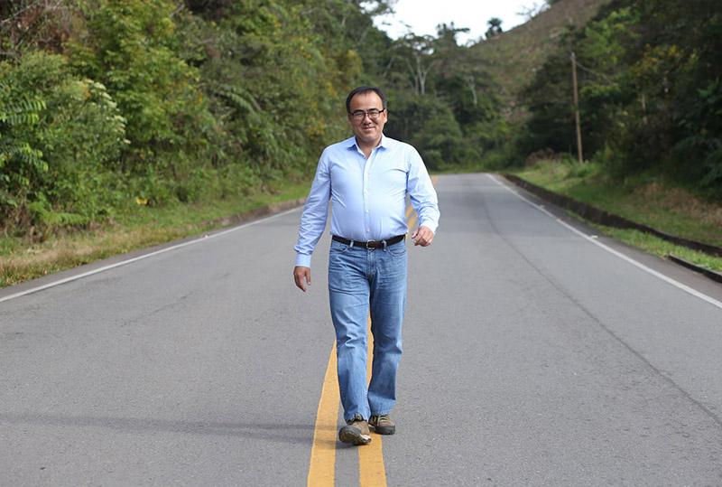 José Gallardo (ANDINA/Oscar Farje)