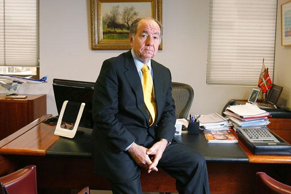 Juan Eduardo Errázuriz (Foto: Emol)