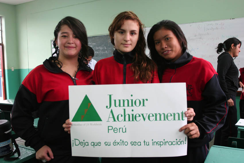 Junior Achievement Perú