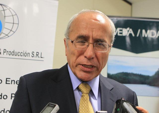 Luis ZOEGER-PRESIDENTE DE PERÚPETRO