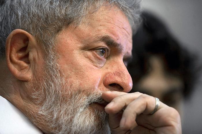 Luiz Inácio Lula da Silva, ex presidente de Brasi
