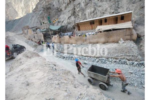 Más de 15 nuevos pueblos se crearon por la minería artesanal