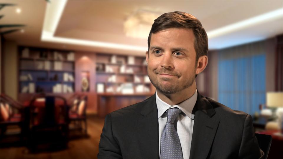 Matthew Hornor, CEO de Kaizen Discovery