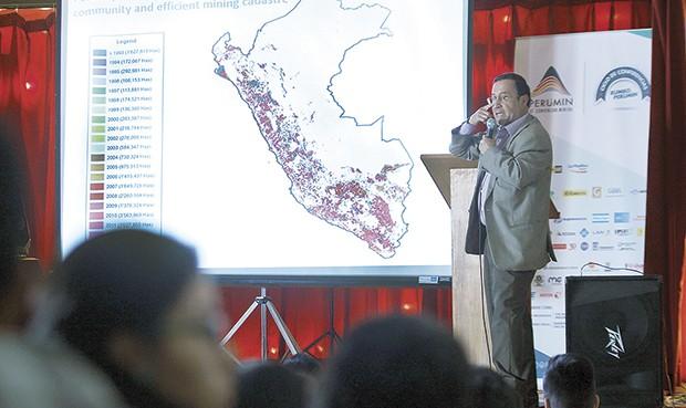 Miguel Cardozo sostiene que paralización de proyectos es frenar el desarrollo. (Foto: La República)