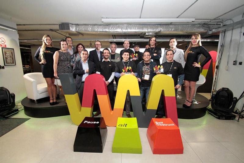 Premiacion de tres nuevas StarTups de Wayra Perú