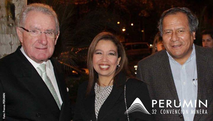 Presidente de Top Mining in Peru ofreció Cóctel de Confraternidad