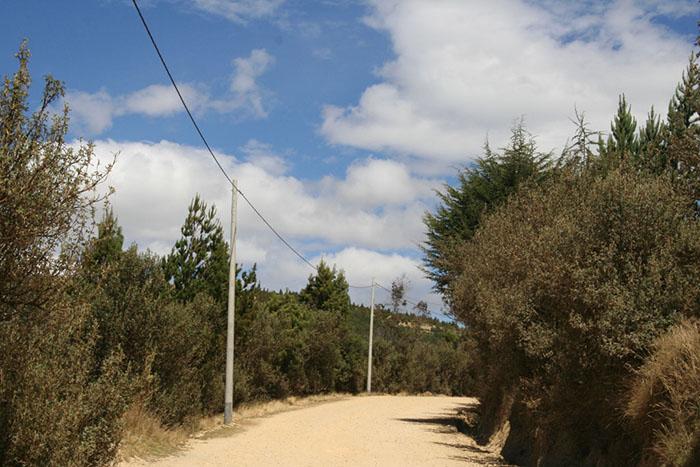 Sistema Eléctrico de Bagua - Jaén