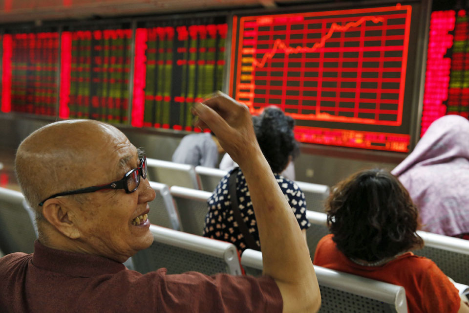 Un respiro para las bolsas de China (Foto: Reuters)