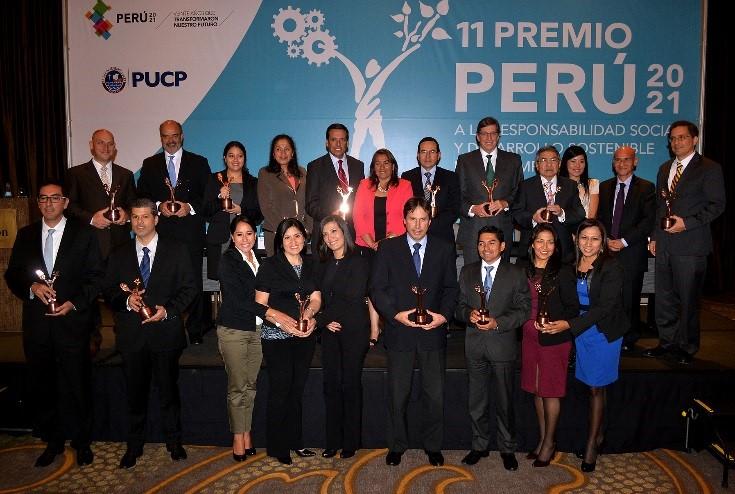 12 Premio Perú 2021