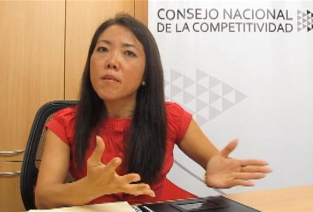 Angélica Matsuda (Foto: RPP)