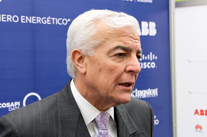 Carlos Gálvez Pinillos, presidente de la SNMPE