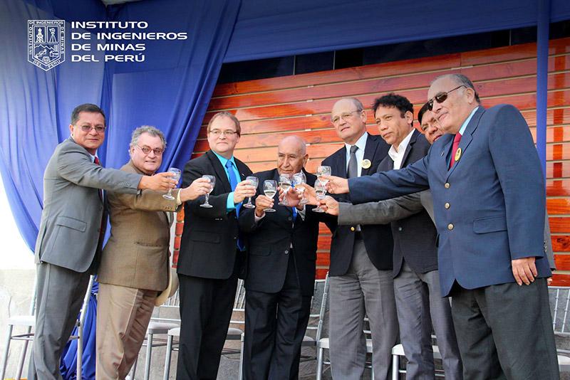 Cetemin inauguró sede Isaac Ríos Quinteros