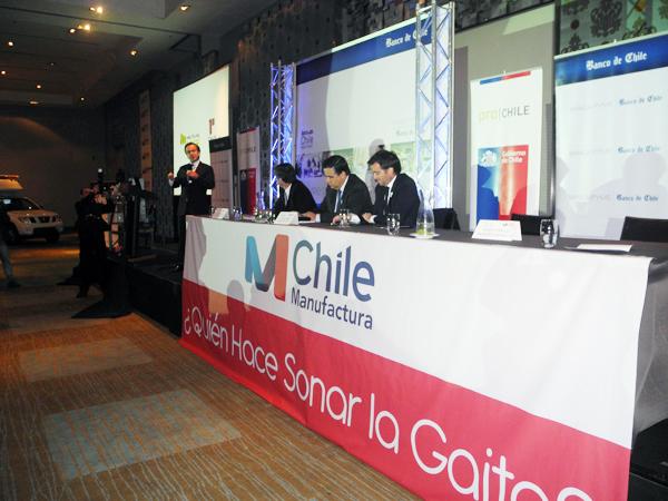 Chile Manufactura