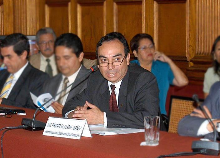 Frantz Luis Olazábal Ibañez