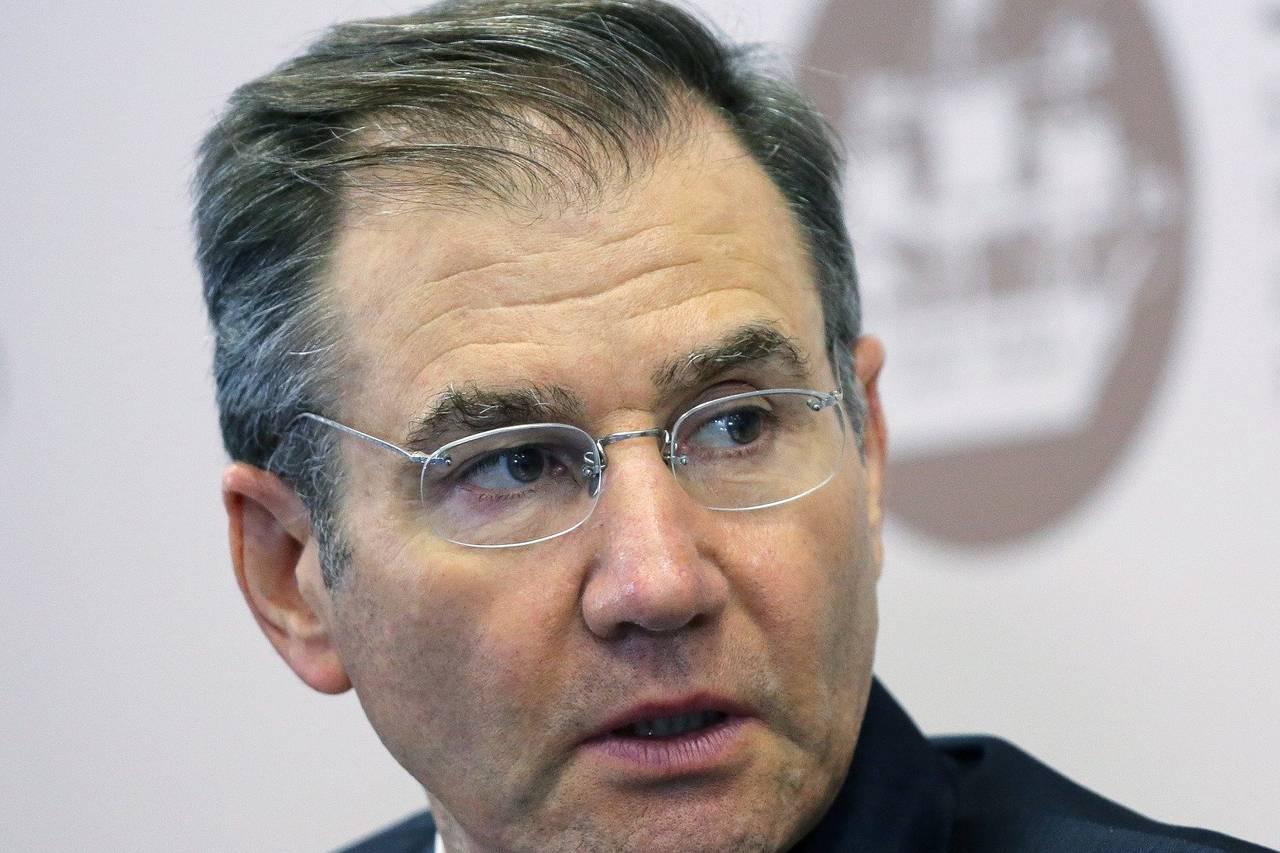 Ivan Glasenberg, presidente ejecutivo de Glencore, prevé una recuperación de los precios en el segundo semestre. PHOTO: BLOOMBERG NEWS