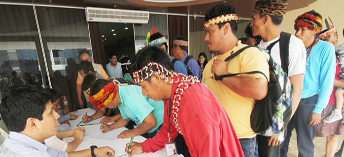 Ministerios de Cultura y Energía y Minas invocan al diálogo en el marco del proceso de consulta previa del Lote 192