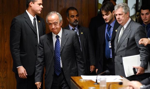 'Lava Jato'. Nestor Cerveró desvió dinero para el PMDB.