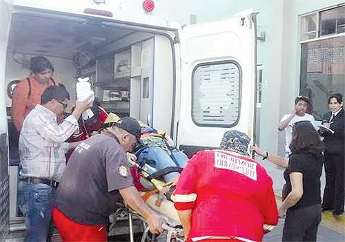 Un muerto de bala en La Oroya y los trabajadores piden diálogo