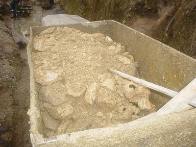 mineras auríferas informales en Huarmey
