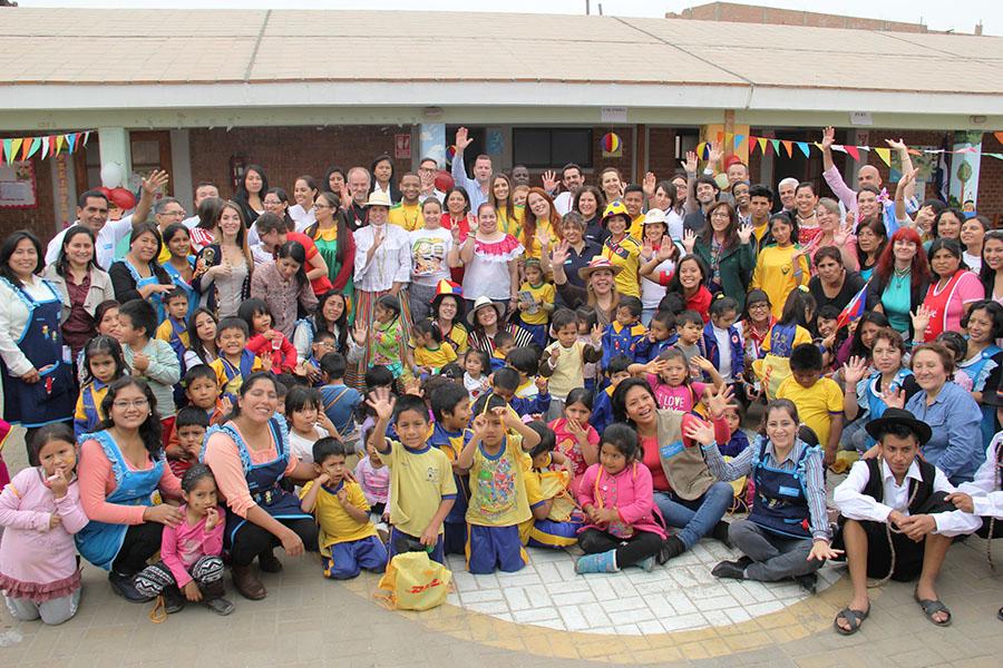 DHL Post DHL y Aldeas Infantiles SOS reafirman su compromiso para beneficiar a niños y jóvenes en el mundo