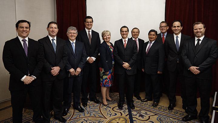 Delegación peruana expone su posición ante MSCI