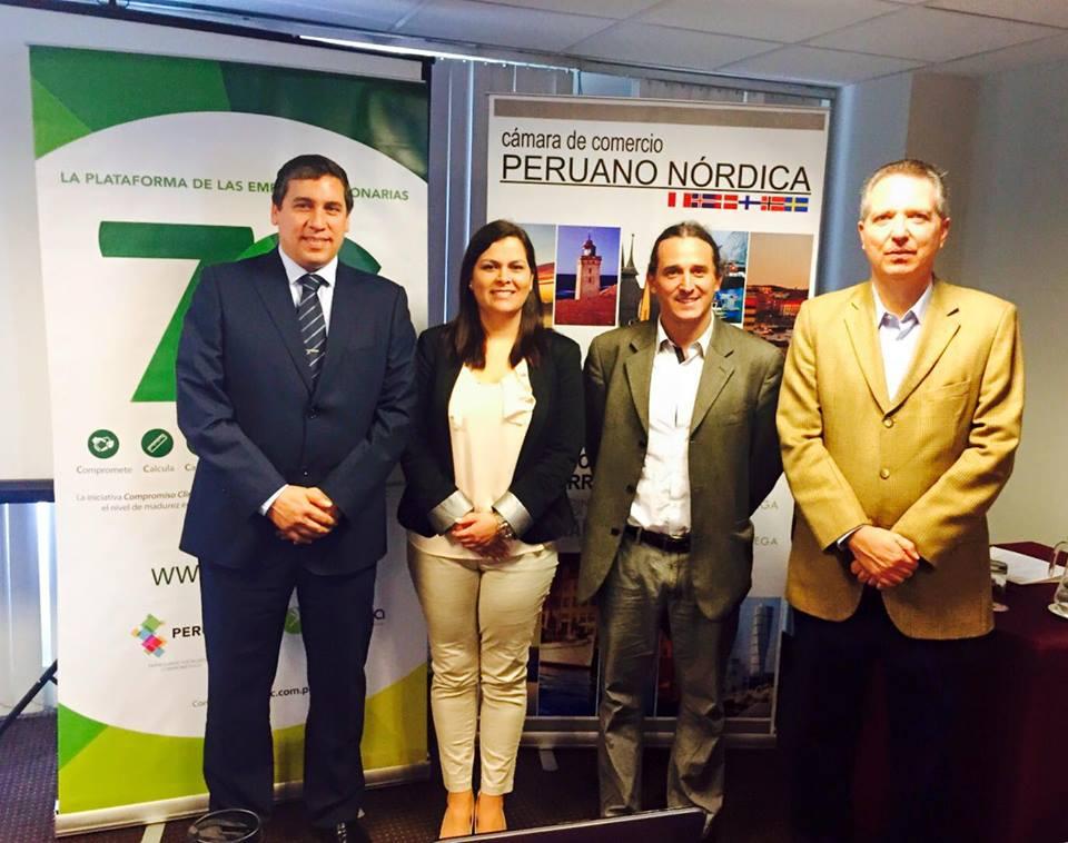 Foro Peruano Nórdico de Desarrollo Sostenible