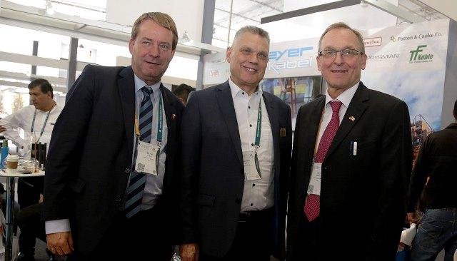 Hay 400 compañías alemanas instaladas en Perú