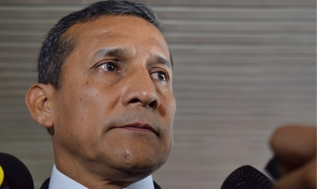 Ollanta Humala Tasso (Foto: La República)
