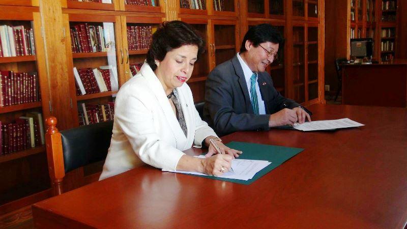 Perú y Chile renuevan memorandum de entendimiento para el desarrollo de la minería