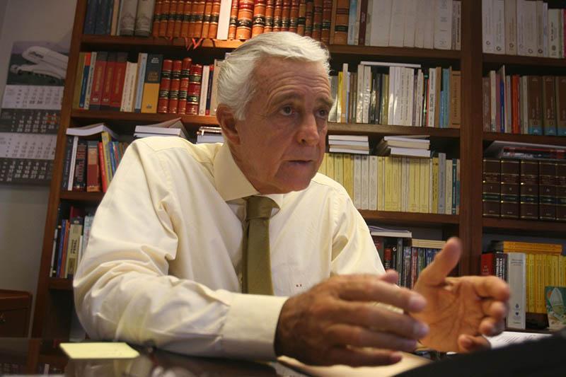Raúl Ferrero Costa (ANDINA/Vidal Tarqui)