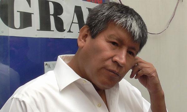 Wilfredo Oscorima Núñez