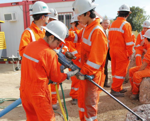 tecnico en mineria